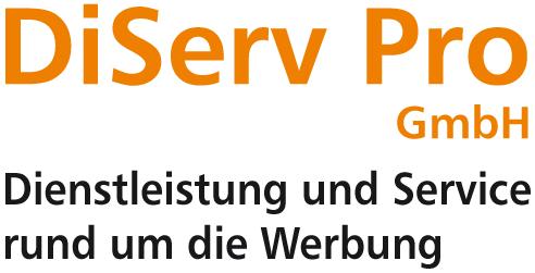 DiServ-Pro GmbH - Dienstleistung und Service rund um die Werbung.